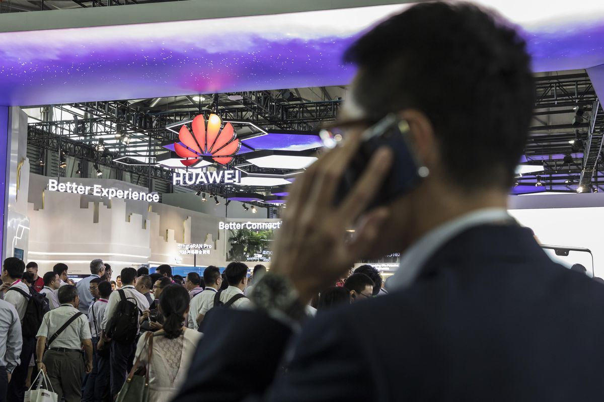 HSBC Monitor Flagged Payments Linking Huawei With Iran