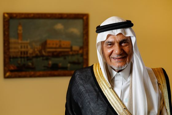 Khashoggi's Name Runs Through Middle EastHistory