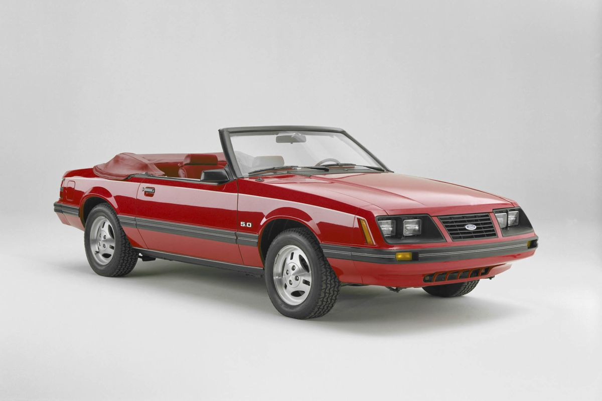 Ford Celebrates 10 Million Mustangs A Muscle Car Photo History