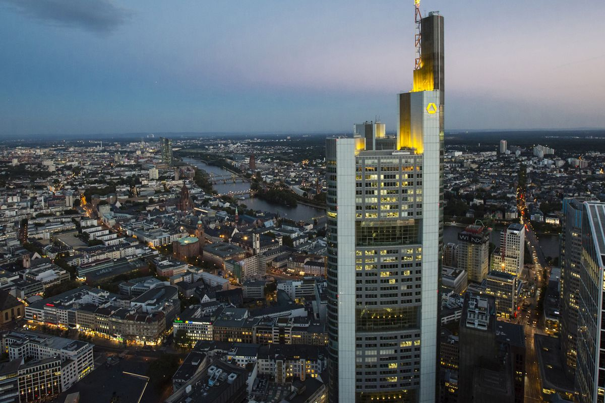 Germany Is Hiring Strategy Consultants for Its Commerzbank Stake