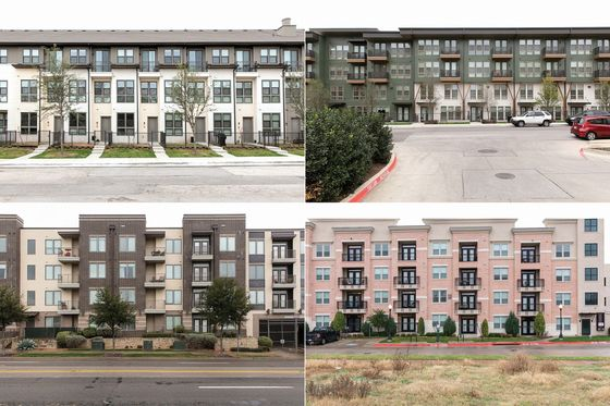 Why America's New Apartment Buildings All Look the Same