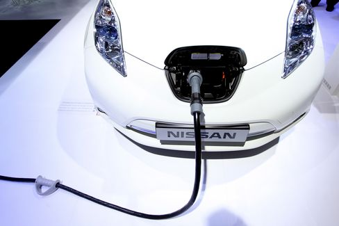GM to Nissan Plug-In Deals Power U.S. Battery Car Sales Increase