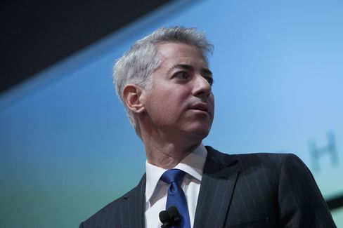 Pershing Square Capital Management LP CEO William Ackman