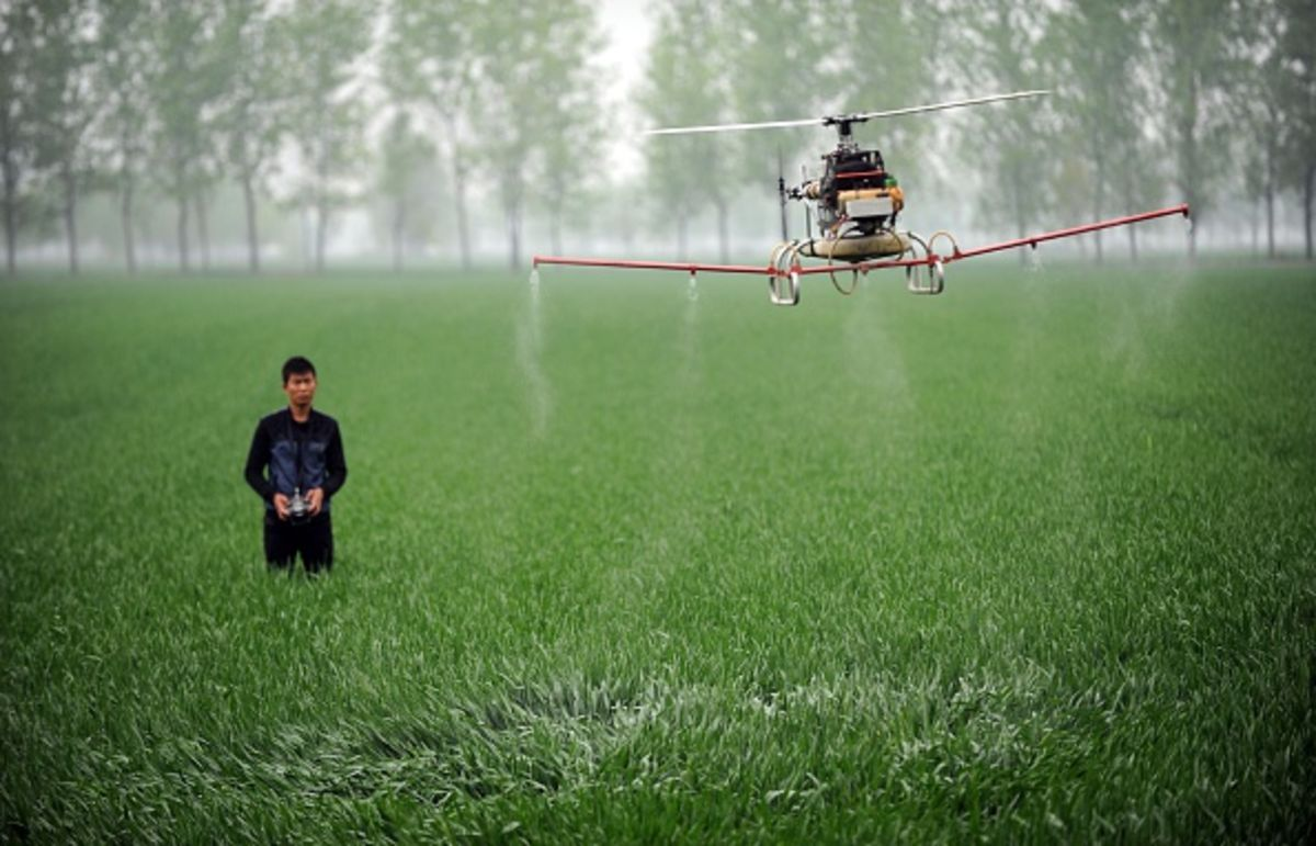 Why China's Drones Are Taking Off