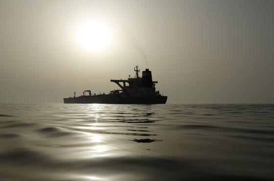 Iran's Dark Tanker Fleet Poses Oil World's Biggest Mystery