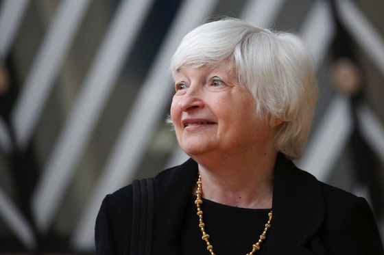 Yellen's Treasury Work Blunted With Many Key Posts Unfilled