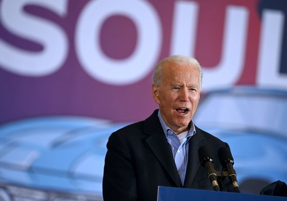 Trump, Biden Make Final Push in States Seen as Key to Victory