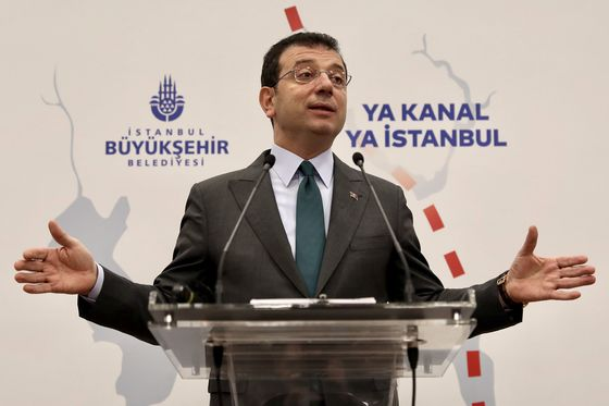 Istanbul's New Mayor Takes On Erdogan's Pet Canal Project