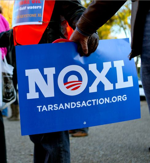 Keystone Pipeline Advances as House Passes Bill on Drilling