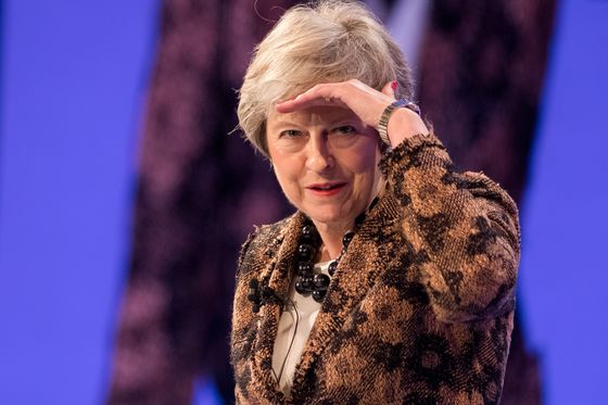The Tory Bid to Oust Theresa May Is Struggling