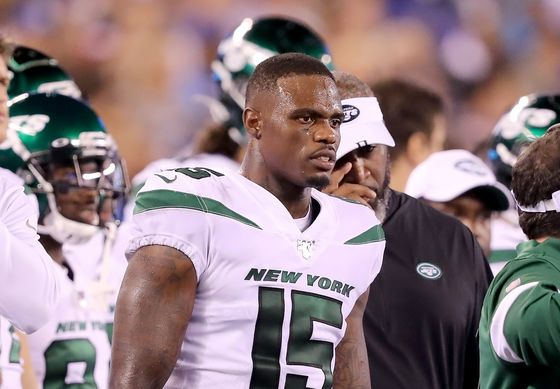 Jets Wide Receiver Charged in $24 Million PPP Fraud Scheme