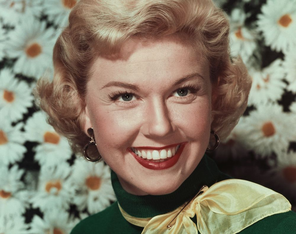 IMG DORIS DAY, American Actress, Singer, and Animal Welfare Activist