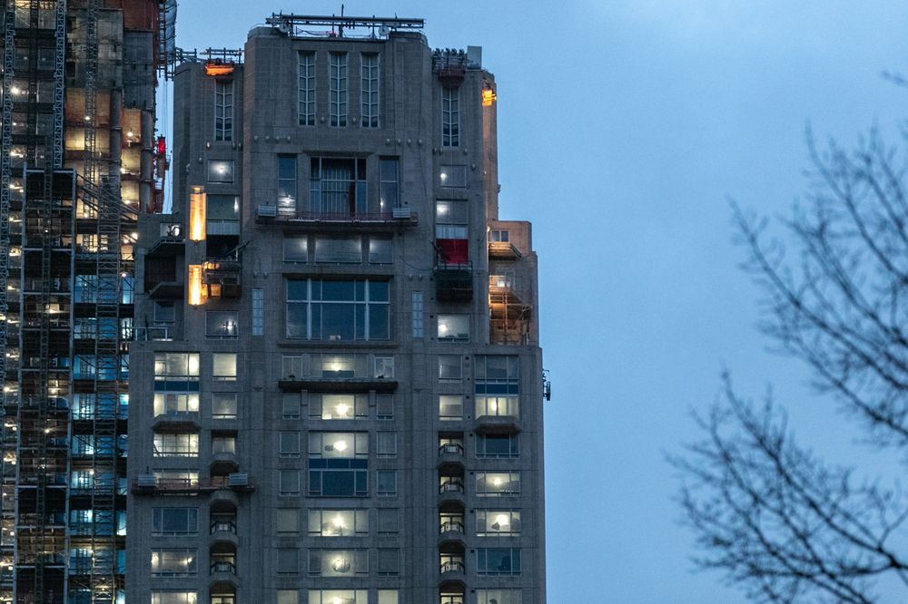 220 Central Park South As Citadel S Griffin Pays Record 238 Million For