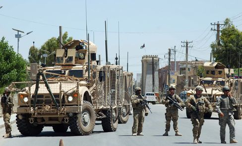 Afghanistan War Effort Faces 'Long-Term and Acute Challenges'
