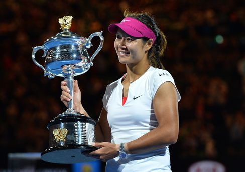 Tennis Player Li Na