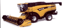 New Holland CX Combine Integrated Vision Inc., New Holland (CNH) and Roush Industries for CNH Global N.V.