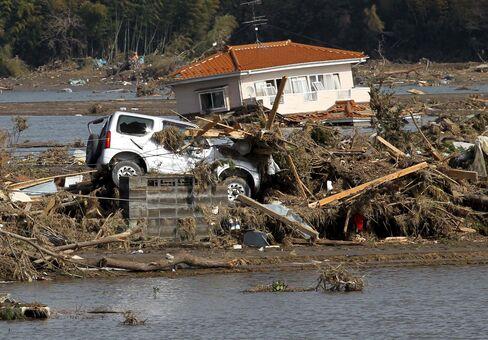 Japan Plans Post-Quake Spending Bill