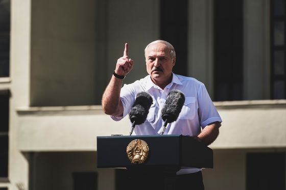 New Belarus Constitution Draft Could Give Lukashenko a Top Job For Life