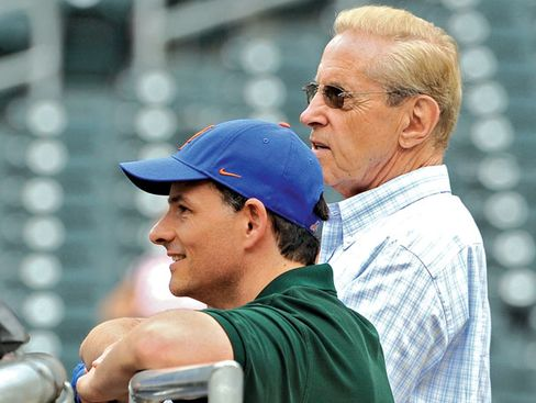 Einhorn, with New York Mets majority owner Fred Wilpon, tried to buy a stake in the team in 2011