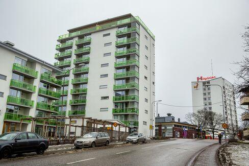 Sweden's Housing Prices