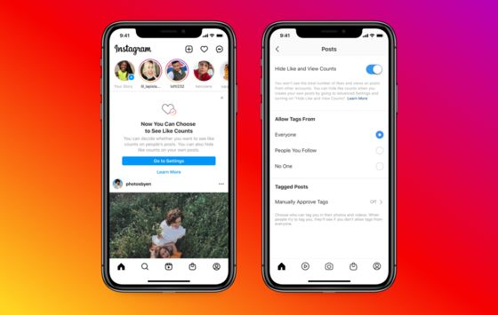 Instagram Will Let Users Hide Likes. Follower Counts are Staying
