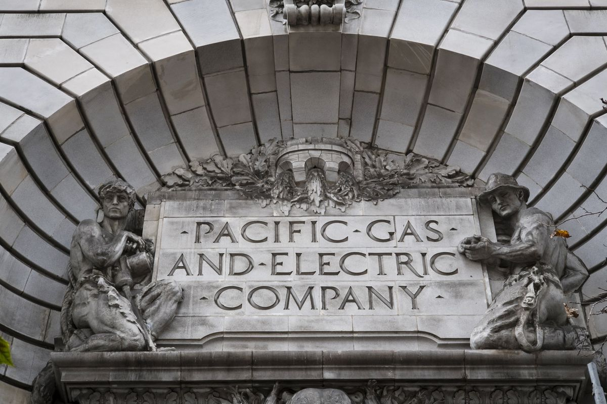PG&E Lines Up $5.5 Billion to Fund 2-Year Bankruptcy Process