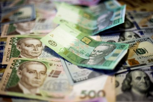 Hryvnia Currency