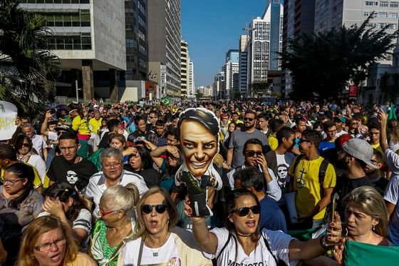 Brazil Candidates Preach Peace After Stabbing of Front-Runner