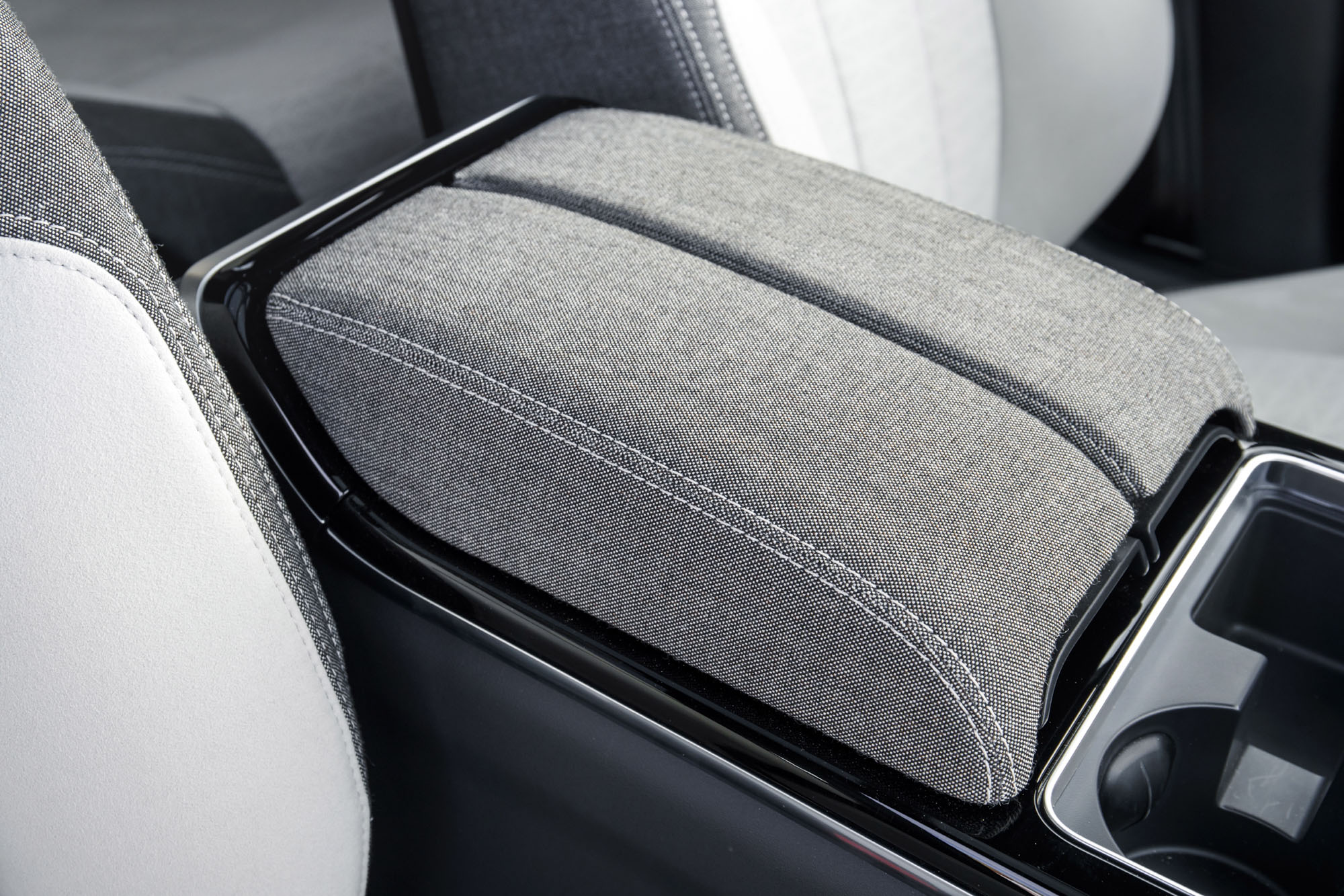 relates to The Seats in Your Next Luxury Car May Be Made From Soybeans and Eucalyptus