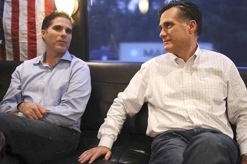 Mitt Romney Returns to Private Equity