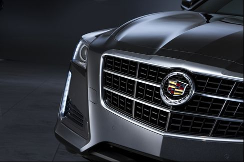 GM Targets BMW 5 Series With Longer Revamped Cadillac CTS Sedan