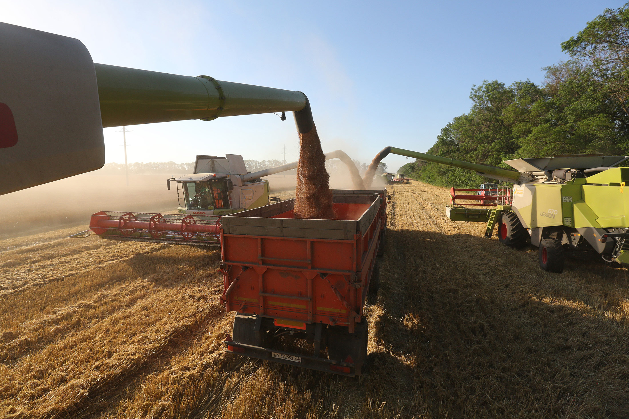 Russia Becomes a Grain Superpower as Wheat Exports Explode thumbnail