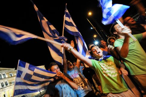 How Soccer Will Decide the Euro Crisis (It Won't)