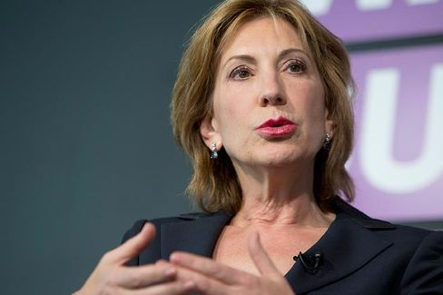 Carly Fiorina on Marissa, Sheryl, and Women in Tech