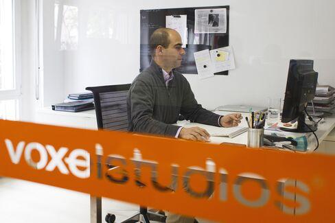 Voxelstudios Chief Executive Officer Victor Alberola Salcedo