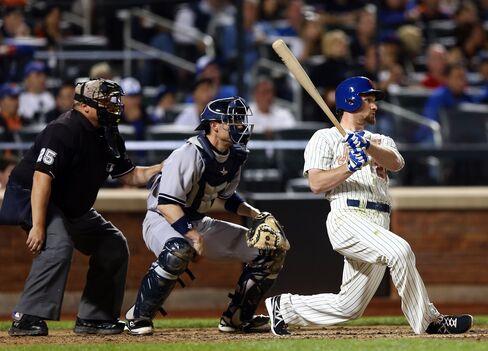 Mets Player Daniel Murphy