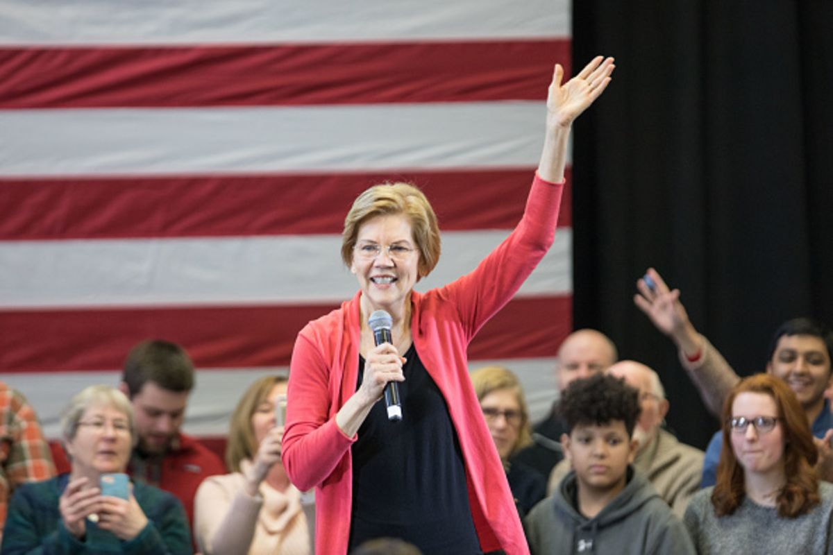 Warren's College-Loan Plan Is a Subsidy for the Comfortable Class