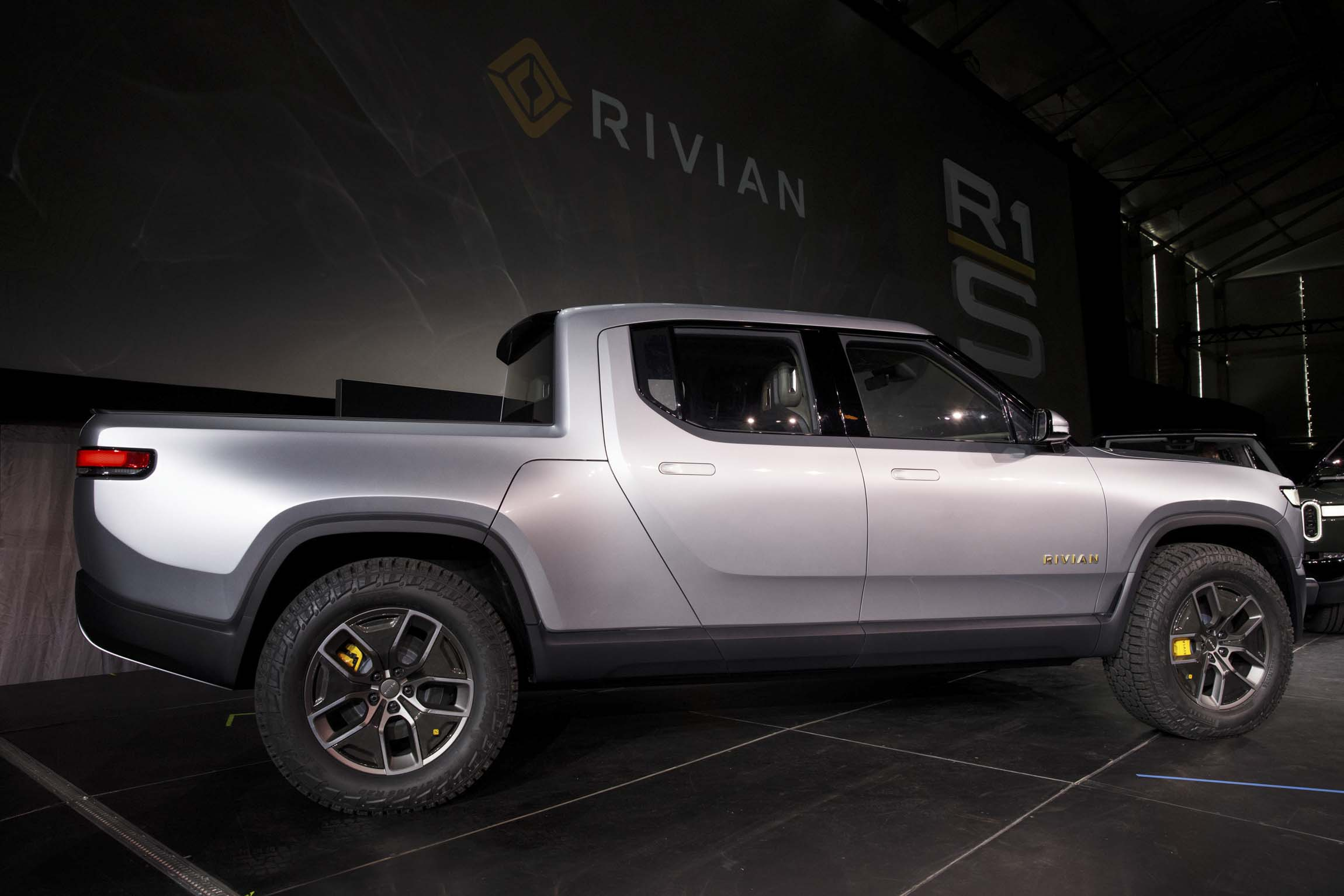 Rivian Reveal Ahead Of The Los Angeles Auto Show