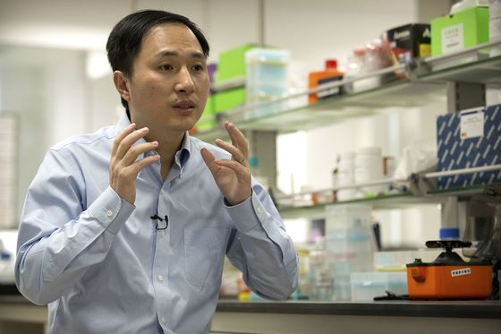 Defiant China Scientist Says He's 'Proud' of Gene-Editing Work