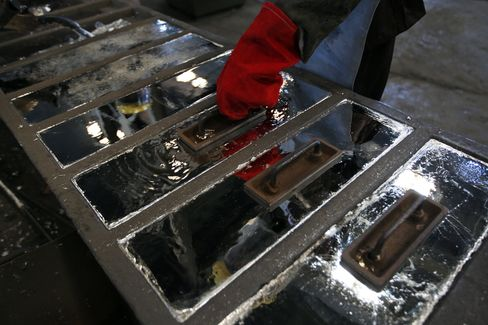 Metals Traders Worth $3 Million on Wall Street