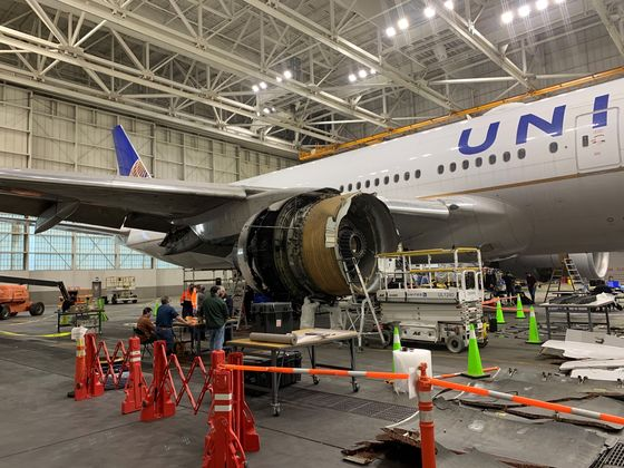 FAA Orders High-Tech Inspections of Engines on Boeing 777s