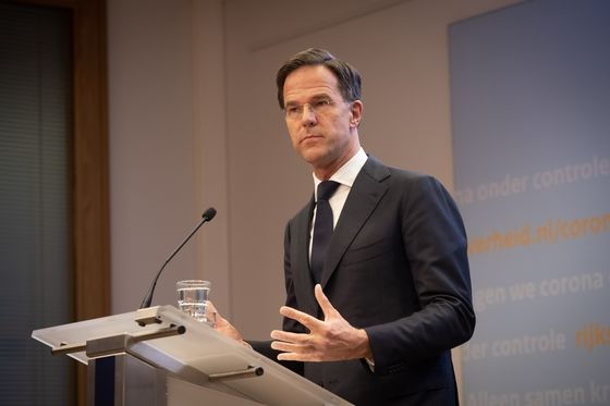 Disputed Dutch Curfew Is Backed by Lawmakers in Win for Premier