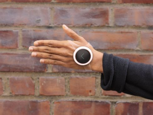 Flare is a conceptual drone created by Frog Design Inc. It can attach to your glove or wrist and take off when you need help with navigation.