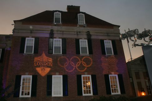 London Olympics Party