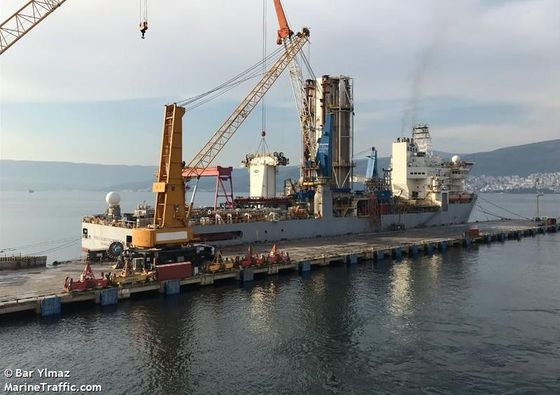 Noble Rig Survived Hurricane-Force Conditions During Ida Evasion