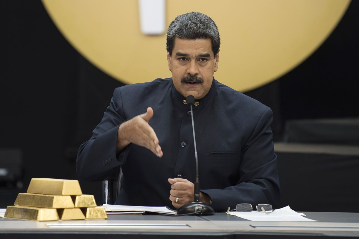 Venezuela Has Bitcoin Stash and Doesn't Know What to Do With It