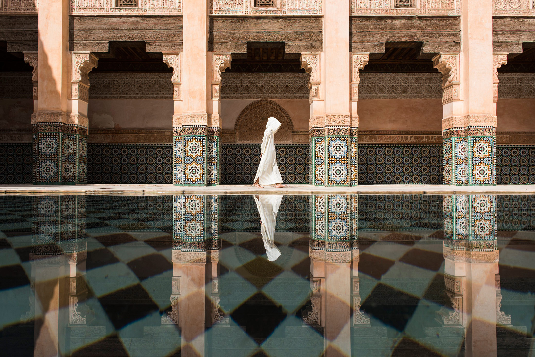Cities First Place: Ben Youssef