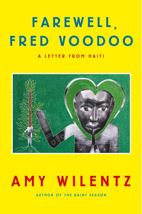 'Farewell, Fred Voodoo'