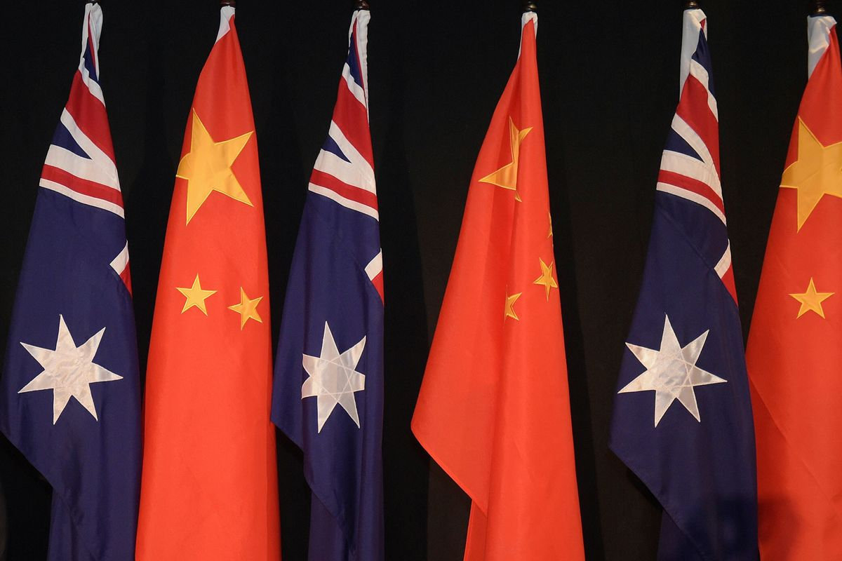 Morrison's China Problem Grows as Investment in Australia Slumps