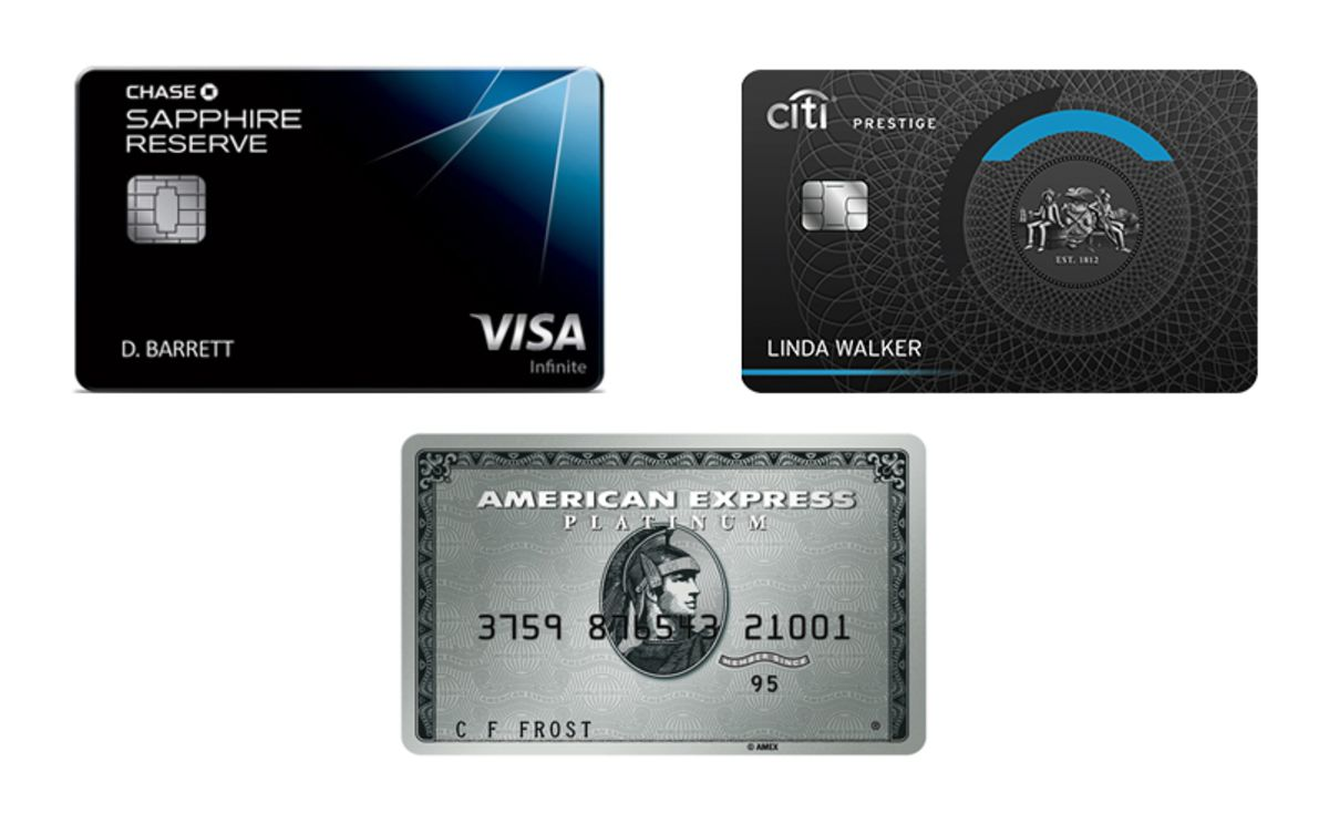 Breaking Down the Best Credit Cards for Travelers - Bloomberg